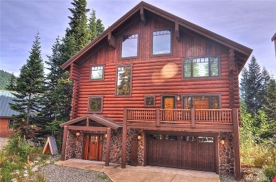 Snoqualmie Single Family Home For Sale: 6 Summit Wy