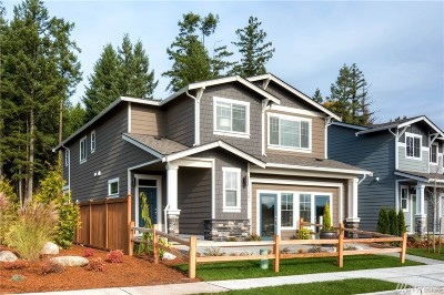 Puyallup Single Family Home Contingent: 12023 172nd Street Ct E