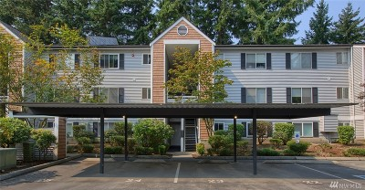 Bellevue Condo/Townhouse For Sale: 1007 156th Ave NE #B114