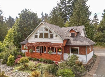 Port Ludlow Single Family Home For Sale: 21 Keefe Lane