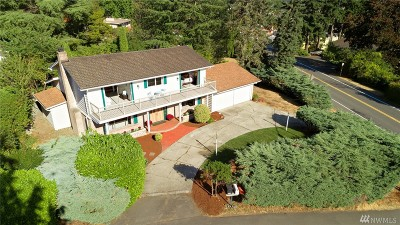 Kenmore Single Family Home For Sale: 18104 60th Ave NE