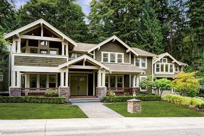 Newcastle Single Family Home For Sale: 15401 SE 83rd Lane