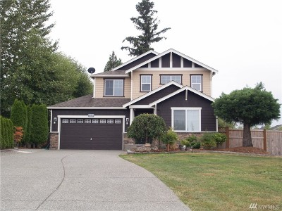 Bothell Single Family Home For Sale: 4030 184th St SE