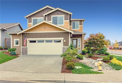 Maple Valley Single Family Home Contingent: 28222 224th Place SE
