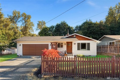Snohomish Single Family Home For Sale: 15028 28th Place NE