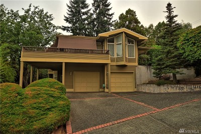 Mercer Island Single Family Home For Sale: 4303 86th Ave SE