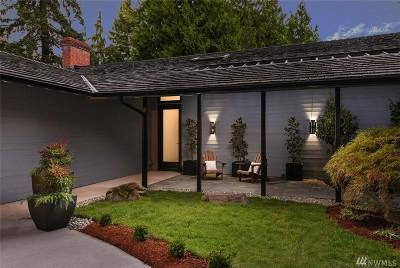 Mercer Island Single Family Home For Sale: 5249 W Mercer Wy