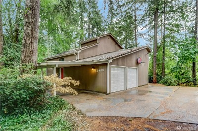 Gig Harbor Single Family Home For Sale: 12909 97th Ave NW