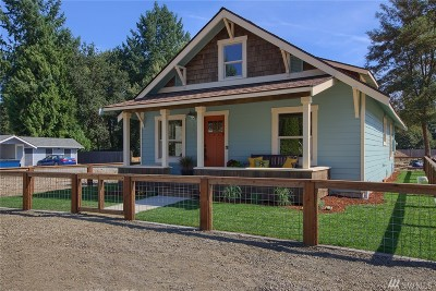 Carnation Single Family Home For Sale: 4011 McKinley Ave