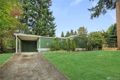 Kirkland Single Family Home For Sale: 12412 NE 109th Place