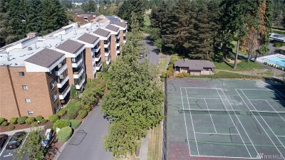 King County Condo/Townhouse For Sale: 11021 Glen Acres Dr S #D