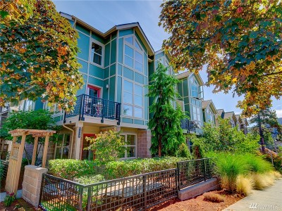 Single Family Home For Sale: 722 Nob Hill Ave N #D