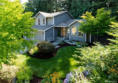 Snohomish Single Family Home For Sale: 20205 108th Dr SE