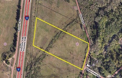 Residential Lots & Land For Sale: Drew's Prairie Rd