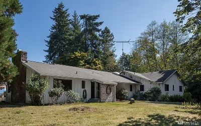 Snohomish Single Family Home For Sale: 12825 127th Ave SE