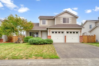 Orting Single Family Home For Sale: 1406 Williams Ave NW