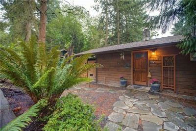 Bellingham WA Single Family Home For Sale: $229,900