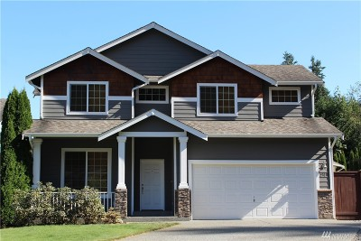 Maple Valley Single Family Home For Sale: 25030 234 Place SE