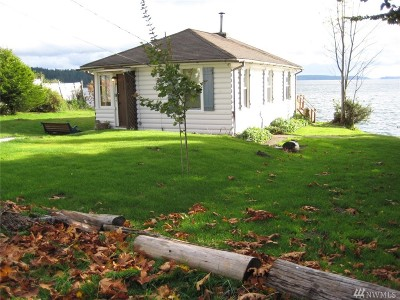 Mason County Rental For Rent: 5590 E State Route 302