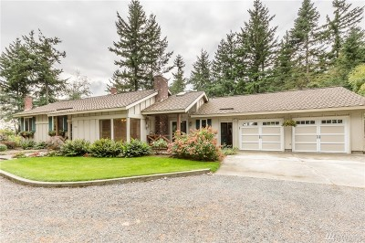 Lynden Single Family Home For Sale: 7421 Beebe Rd