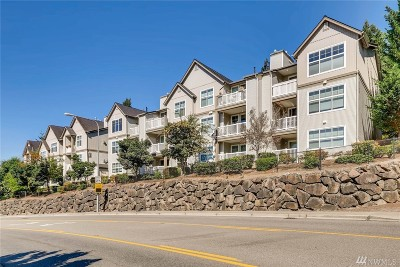 Issaquah Condo/Townhouse For Sale: 23420 SE Black Nugget Rd #E103