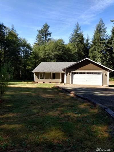 Single Family Home For Sale: 111 W Satsop Bridge Rd