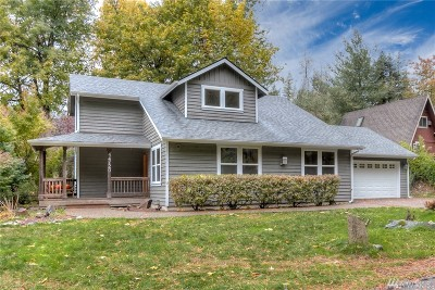 North Bend, Snoqualmie Single Family Home For Sale: 44720 SE 71st St
