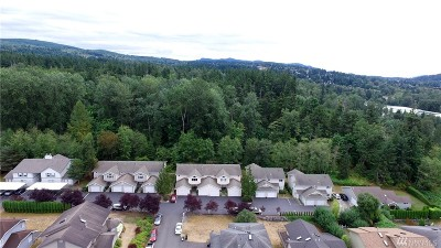Bellingham WA Condo/Townhouse For Sale: $289,500