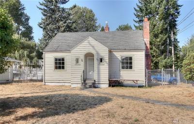 Tacoma WA Single Family Home For Sale: $179,950