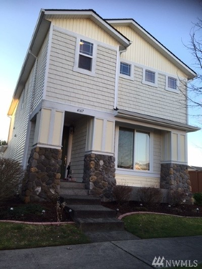 Lacey Single Family Home For Sale: 4167 McKinley St NE