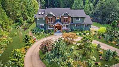 Woodinville Single Family Home For Sale: 22658 NE Old Woodinville-Duvall Road