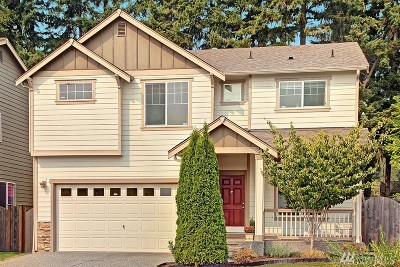 Bothell Single Family Home For Sale: 4217 164th Place SE