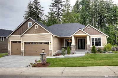 Gig Harbor Single Family Home For Sale: 3912 122nd St Ct NW