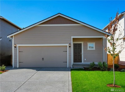 Spanaway Single Family Home For Sale: 2012 193rd St E
