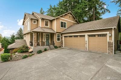 Shoreline Single Family Home For Sale: 18015 25th Ave NE