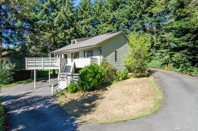 Anacortes, La Conner Single Family Home For Sale: 11689 Rocky Rd