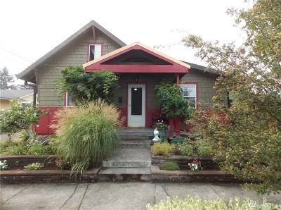 Single Family Home For Sale: 405 Hemlock St