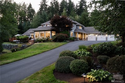 Snohomish Single Family Home For Sale: 16432 57th Ave SE