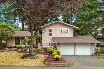 Kirkland Single Family Home For Sale: 11815 NE 142nd Place