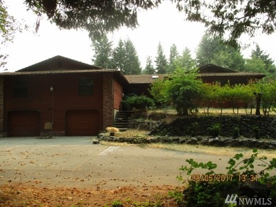 Gig Harbor Single Family Home For Sale: 9620 61st St NW