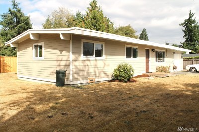 Edmonds Single Family Home For Sale: 21904 88th Place W
