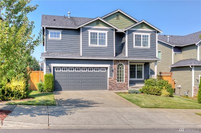 Maple Valley Single Family Home For Sale: 22922 SE 268th Place