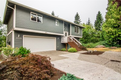 Everett Single Family Home For Sale: 4606 Wood Place