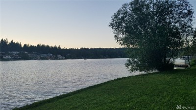 Port Orchard Single Family Home For Sale: 6308 Long Lake Rd SE