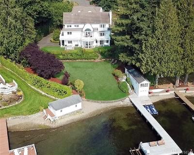 Lake Stevens Single Family Home For Sale: 10714 Vernon Rd