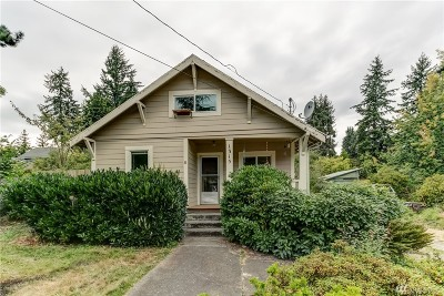 Bellingham Single Family Home For Sale: 1315 Roland St