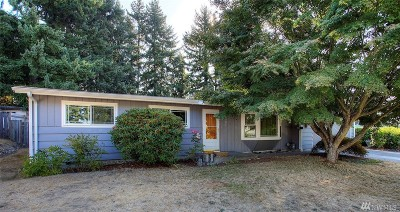 University Place Single Family Home For Sale: 2001 Cascade Place W