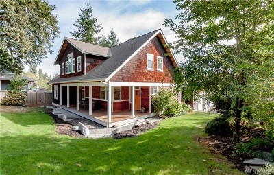 Gig Harbor Single Family Home For Sale: 3711 37th St Ct NW