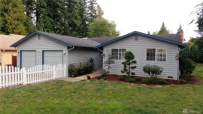 Everett Single Family Home For Sale: 1012 109th St SE