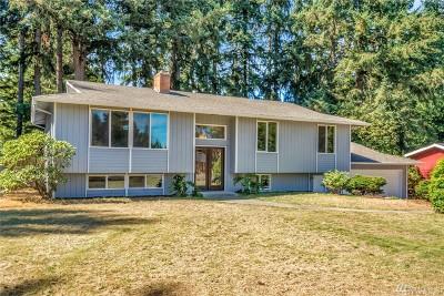 University Place Single Family Home For Sale: 4814 86th Av Ct W